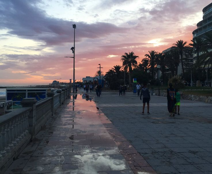 Working abroad in Spain and Portugal - Sitges