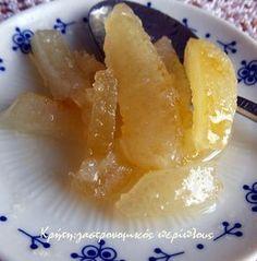 Γλυκο του κουταλιού λεμόνι