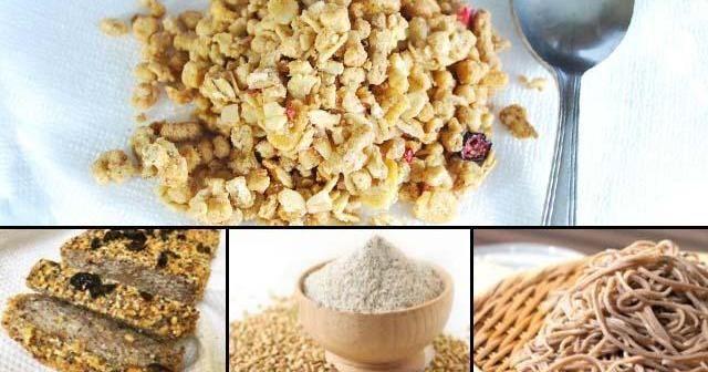 Beneficios del trigo sarraceno o alforfon, propiedades y cómo consumirlo