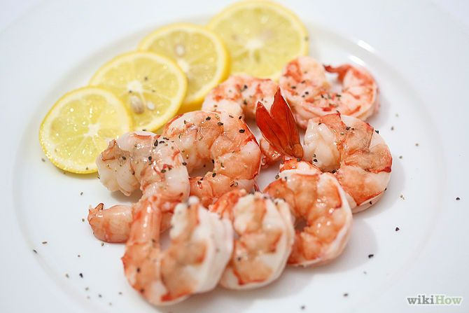 quick and easy steamed shrimp