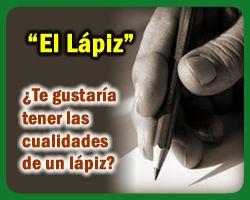 Conoce las cualidades de un Lápiz y por qué deberías tenerlas  http://www.epicapacitacion.com.mx/articulos_info.php?id_articulo=558
