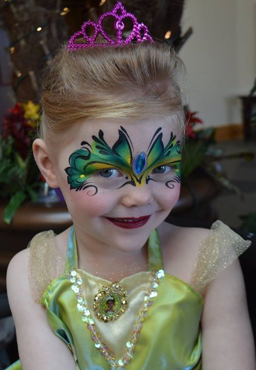 Fairy face painting                                                                                                                                                                                 More