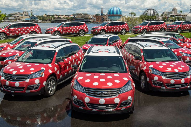 Want to get from your Disney World resort to somewhere else on Disney property? Check out the new Minnie Private Car Service, and ride in style!