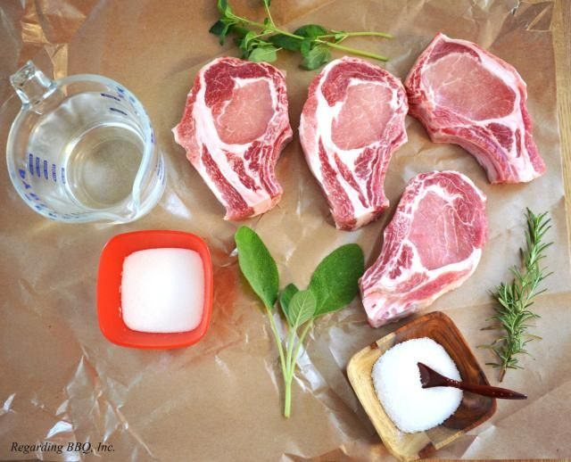 How to Brine all Cuts of Pork