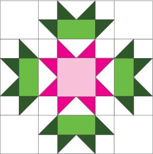 Connemara: FREE Ireland-Themed Quilt Block Pattern Oder your barn quilt today. custombarnquilts@gmail.com
