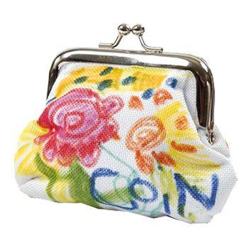 Koristele kukkaro itselle tai lahjaksi. Kukkarot ja laadukkaat tekstiilitussit Sinellistä!