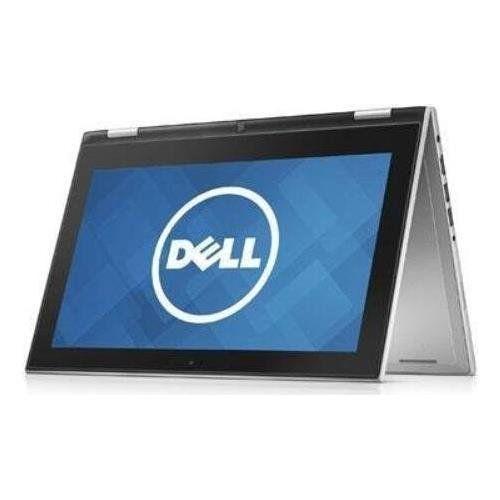 Dell I3148-8840sLV Inspiron 3000 11-3148 11.6″ LED Tablet PC, Intel Core i3-4030U 1.9GHz, 4GB DDR3L, 500GB HDD, Intel HD4400 Graphic, Wireless N/Bluetooth, HDMI/USB3.0, Windows 8.1 64bit, Silver