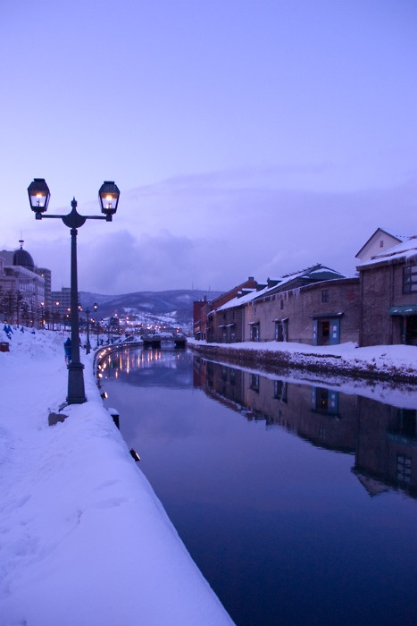 Otaru #Hokkaido #JapanWeek  Subscribe today to our newsletter for a chance to win a trip to Japan http://japanweek.us/news  Like us on Facebook: https://www.facebook.com/JapanWeekNY