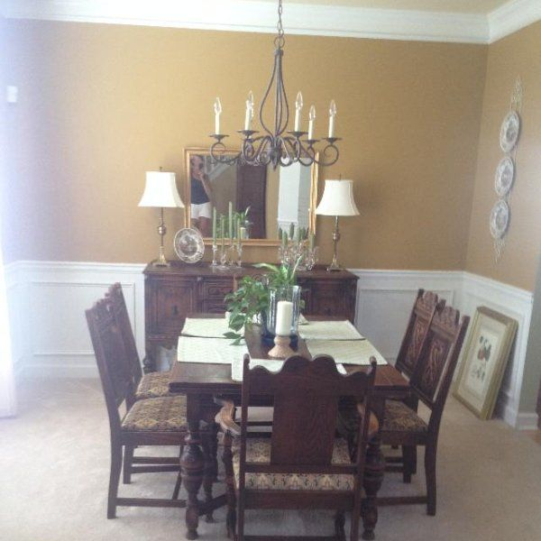 Vintage Gold Sw 9024 Yellow Paint Color Sherwin Williams In 2020 Sherwin Williams Paint Colors Dining Room Colors Yellow Paint Colors