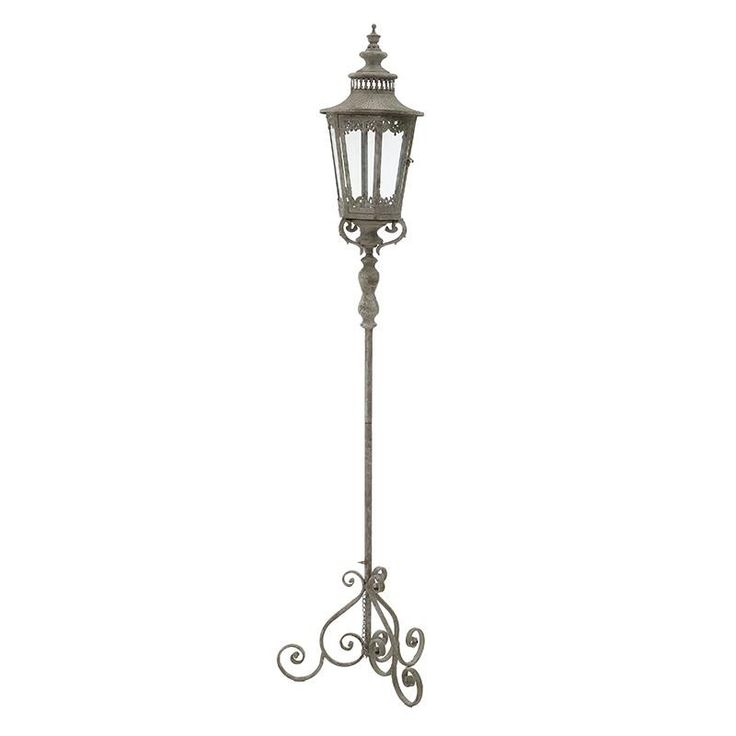 Metallic Lantern - inart