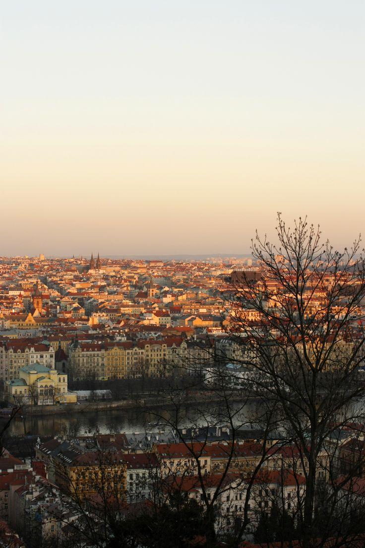 Prague, Czech Republic, March 2014