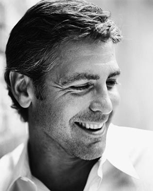 George Clooney. He just keeps getting more handsome with age.