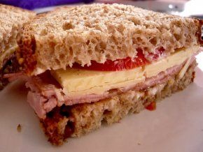 England's cheese and pickle sandwich, as told by Food Republic