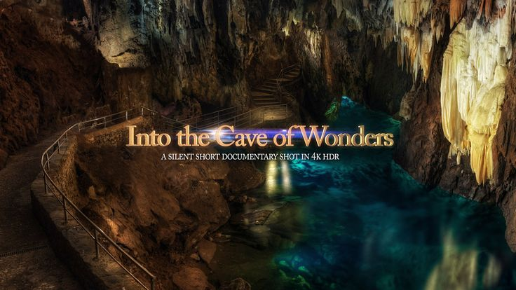 Into the Cave of Wonders [4k HDR short documentary]. To watch the 4k version visit the official site: http://intothecaveofwonders.com  To wa...