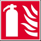 Fire extinguishers typically work by depriving a fire of its oxygen supply.