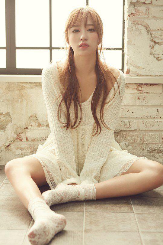 A korean girl turn off her cstring 2