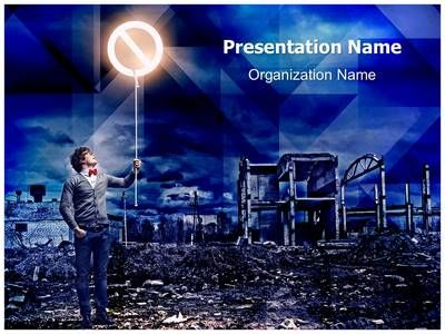Pollution Prevention Powerpoint Template is one of the best PowerPoint templates…