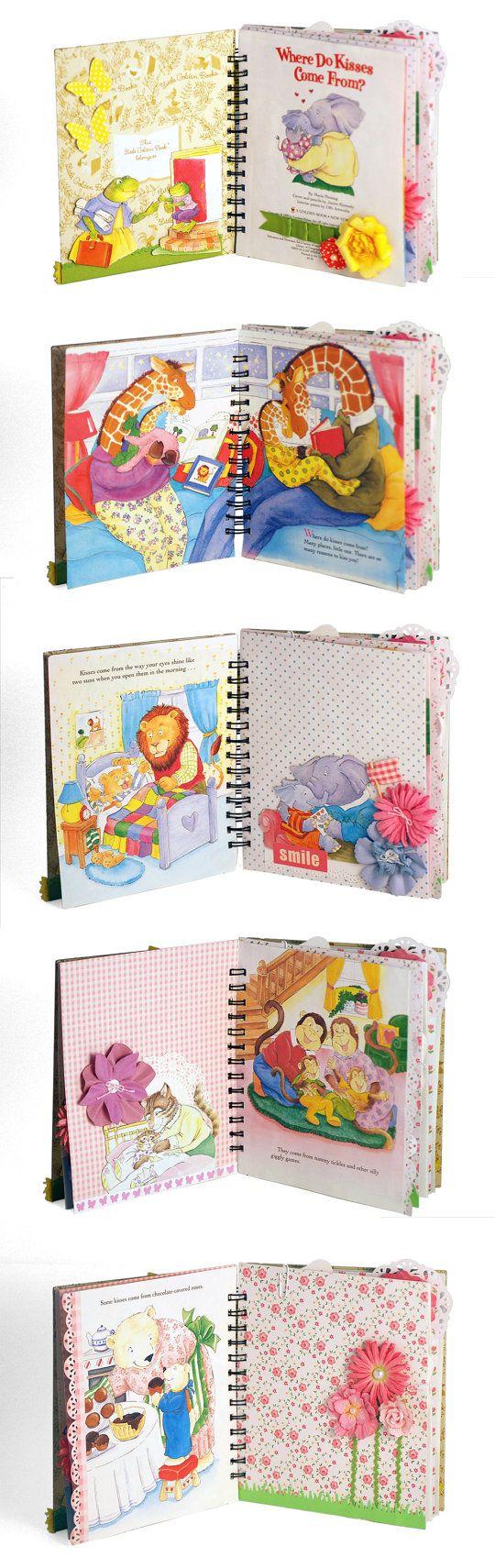 Scrapbook paper book - 1017 Best Images About Album Scrap On Pinterest Scrapbook Albums Baby Album And Mini Scrapbooks