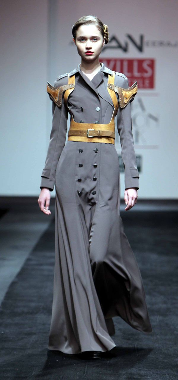 Rose will wear this in CALDIENA. The first book is really dystopian it's about how the government has changed when all four worlds collided. Different sectors for each world, Rose lives in the vividian sector in the higher ranks