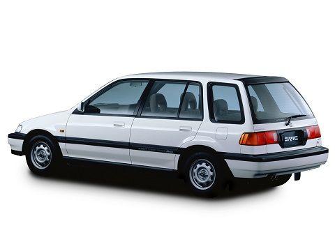 Honda Civic Shuttle (1987 – 1994).