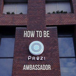 How to be a Prezi Ambassador