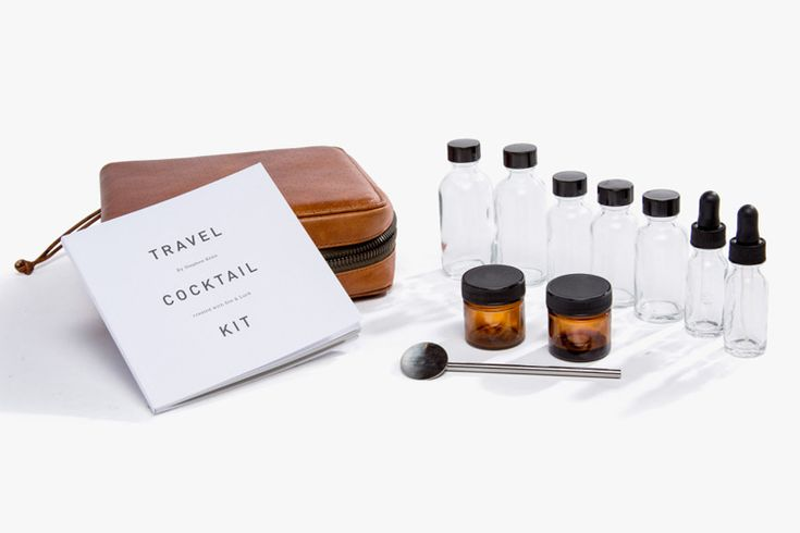 Stephen Kenn and Gin & Luck Travel Cocktail Kit