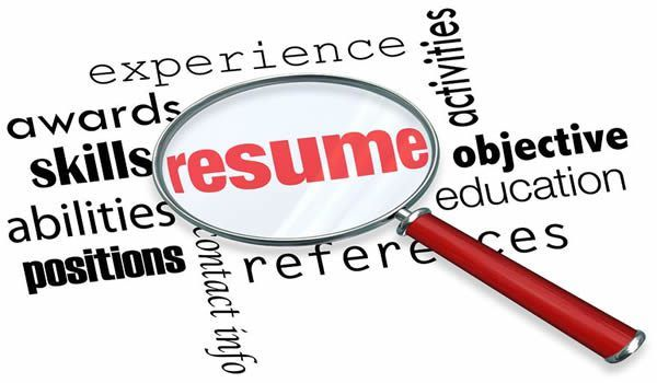 Art of Resume writing Resume writing - writing resume
