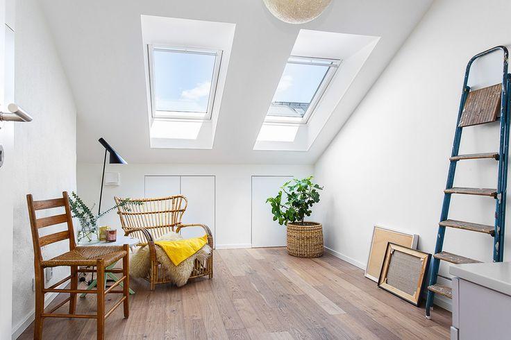Bildresultat för takfönster sovrum