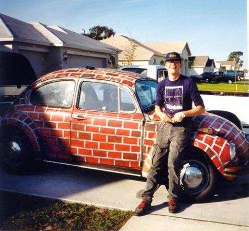 Volkswagen Beetle CUSTOM PAINT JOB
