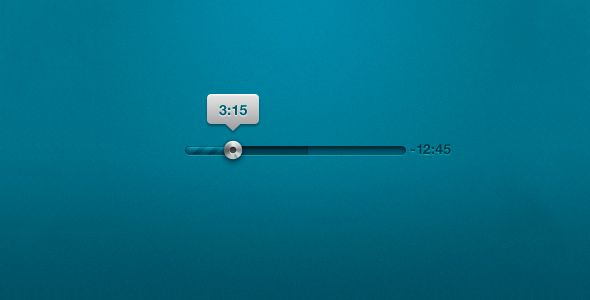 Progress Slider by Mike Beecham