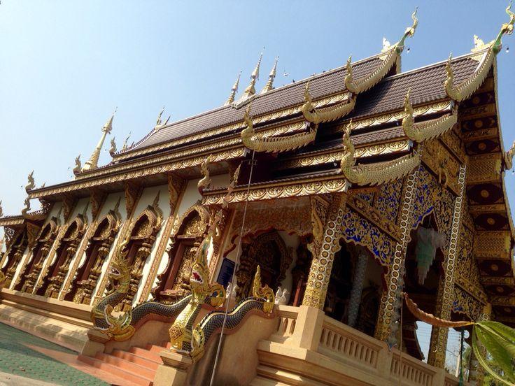 Temple at Lamphoon TH