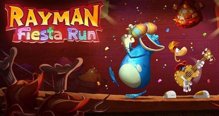 App gratuita del giorno. Protagonista dell'offerta odierna è Rayman Fiesta Run, che potete ottenere gratuitamente risparmiando ben 2,69€.