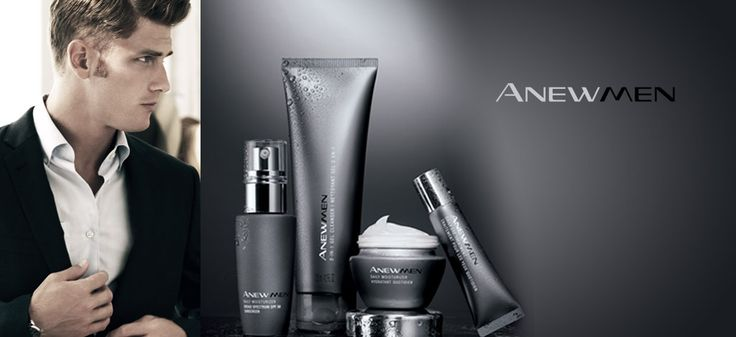 Anew Men - Moisturizers to hydrate and refuel your skin. Men need to take care of their skin too, let me help!