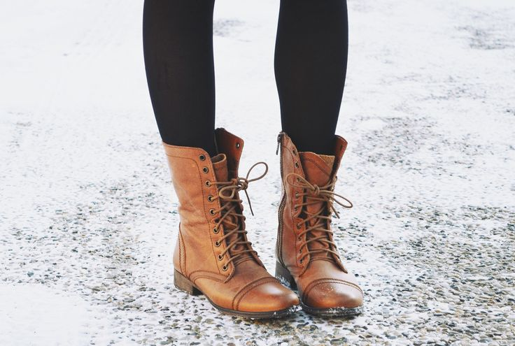 Boots ♡ I love these:):