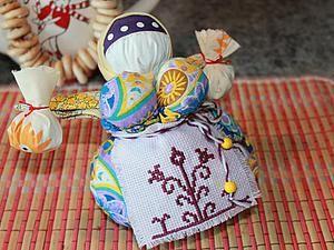 Творим пижма-лавандовую Кубышку-травницу без использования иглы   Ярмарка Мастеров - ручная работа, handmade