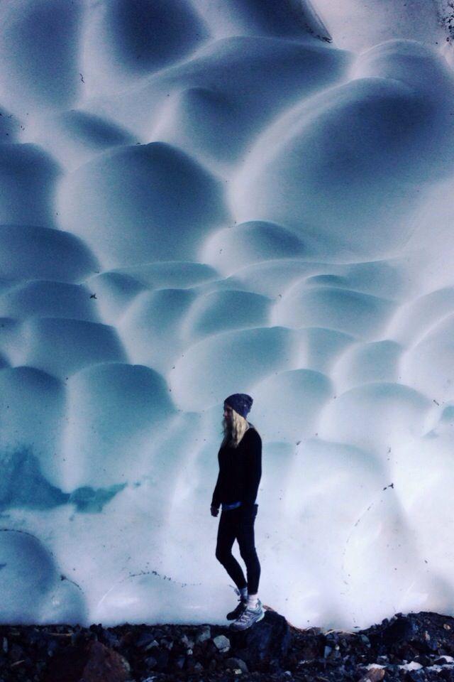 @littlemisskenya locations!  Big Four Ice Caves, Granite Falls, Washingon | Karen Poole