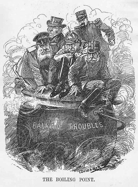 Balkan-wars-1912 - Balkankriege – Wikipedia
