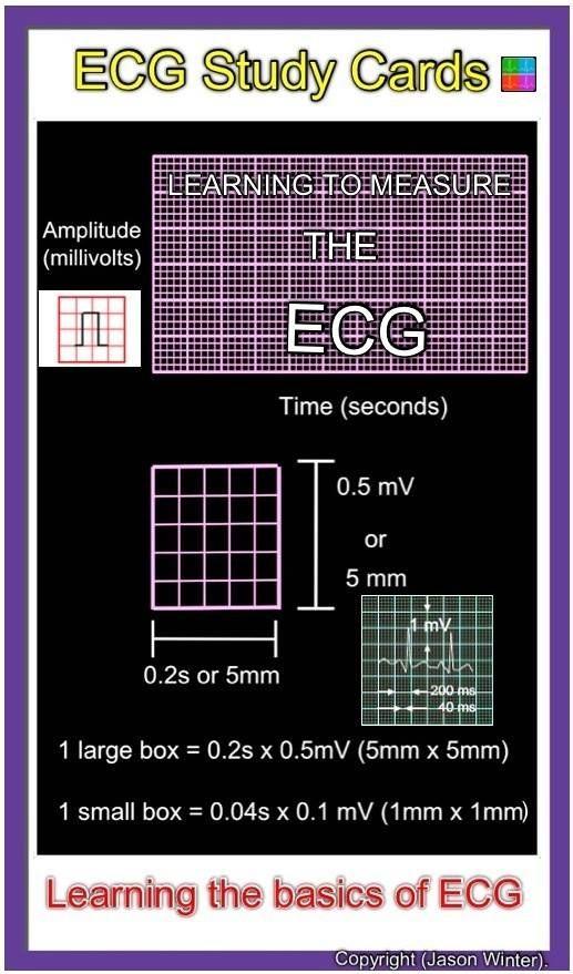 EKG/ECG Interpretation (Basic) : Easy and Simple! - YouTube