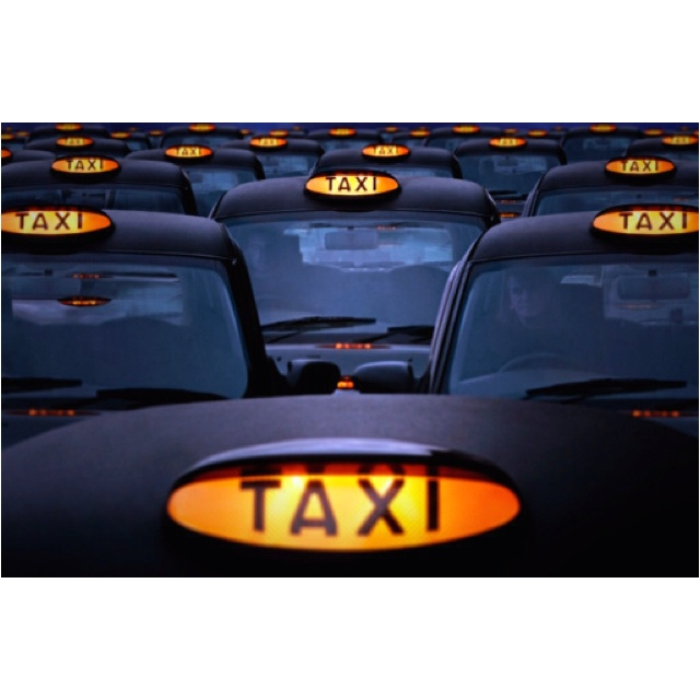 uber or taxi to airport