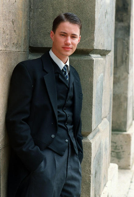 Tom Wisdom - British actor