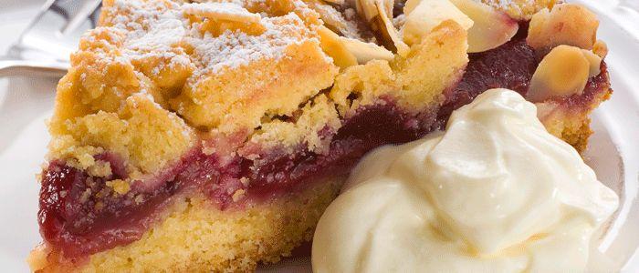 Plum Shortcake recipe from Food in a Minute
