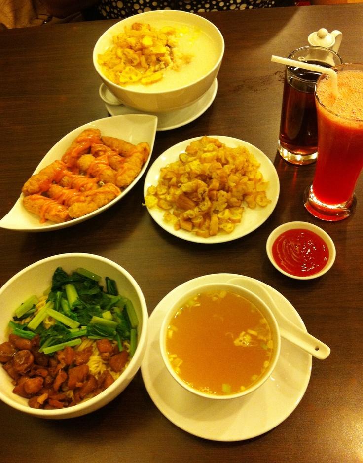 Ta Wan. FX Jakarta. #food #jakarta