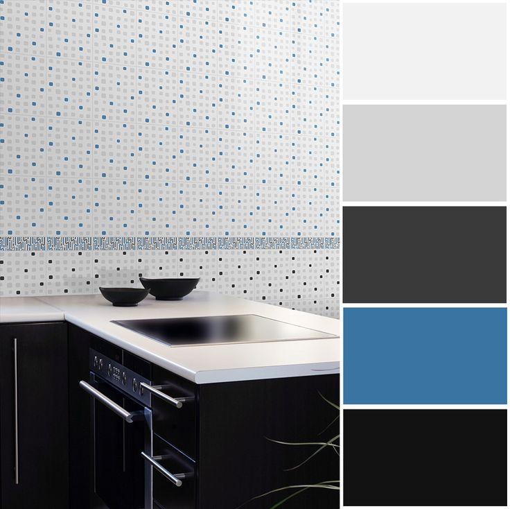 Las tonalidades azules para la pared principal de tus espacios evocan un ambiente relajado y de tranquilidad.