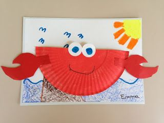 Aprender Brincando: 20 Atividades Fundo do Mar para Maternal!!!