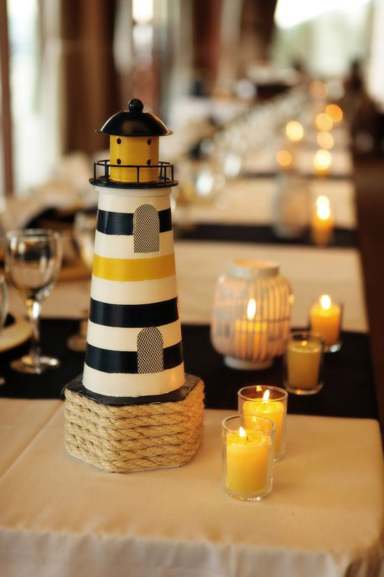 nautical wedding 33 I know this isn't a cake... But wouldn't it be a cool cake!!!