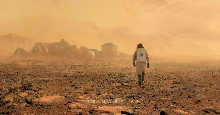 Movie inspiration: Марсіанин / The Martian #themartian #movie