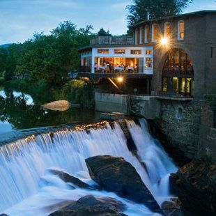 Wow - Simon Pearce Restaurant, Quechee, VT ... If you go to