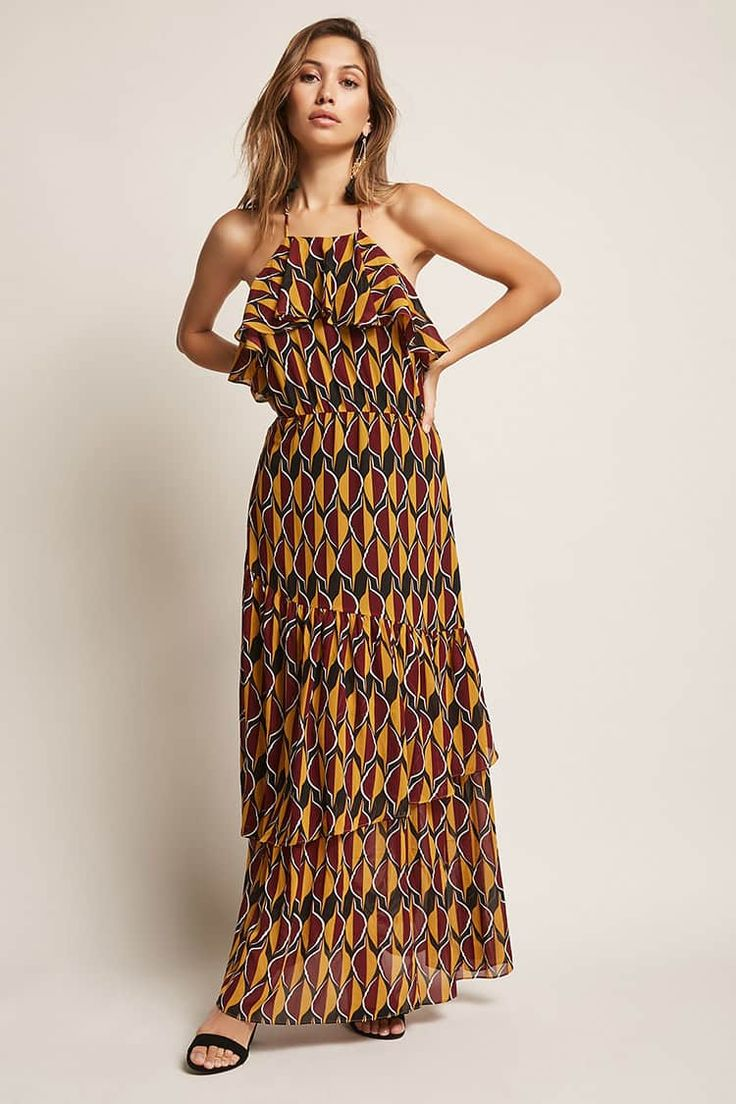 Product Name:Halter Maxi Dress, Category:dress, Price:58