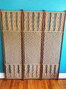 Macrame Room Divider Or A Privacy Screen For The Back