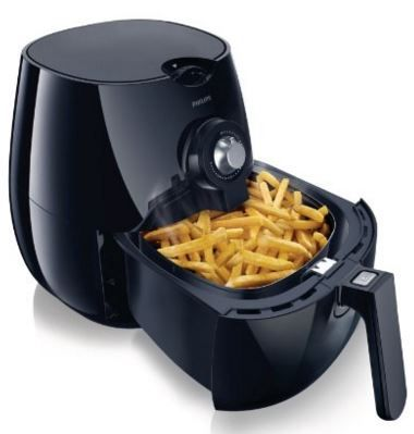 When it comes to air fryers then Philips is the most popular brand. One of the popular products designed by Philips is the Philips HD9220/26 air fryer.   The Philips HD9220/26 has a very sleek design and offers interesting extras like mobile device technology. The design is fully compact, not that much tall nor that much thin.